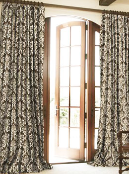 Traditions Cotton Drapery Collection