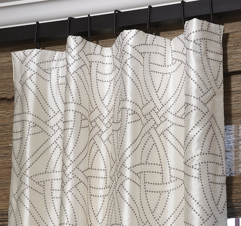 top textured drape voile cotton curtains polka tie drapes panel keyword dots curtain single wayfair dougherty