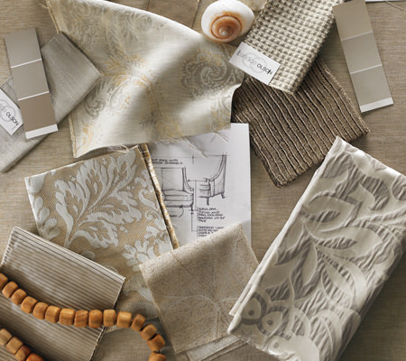 A Variety of Textures in a Neutral Palette