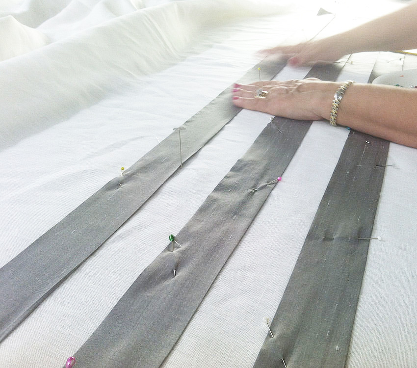 Making of The Hotel Drape at DrapeStyle