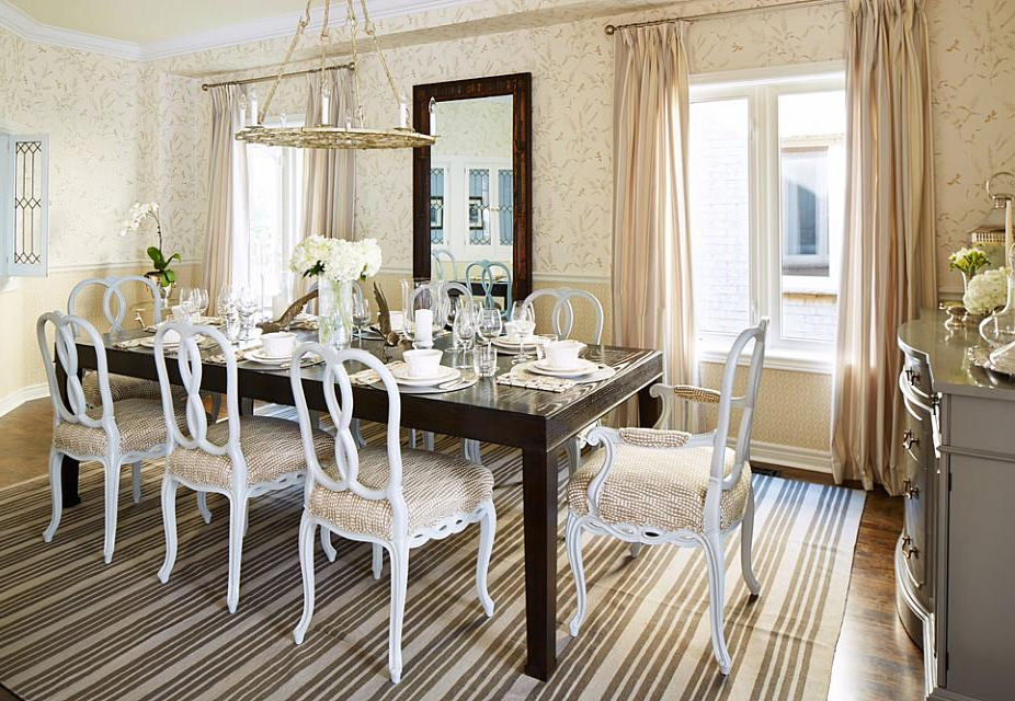 Sarah Richardson Collection: Custom Dining Room