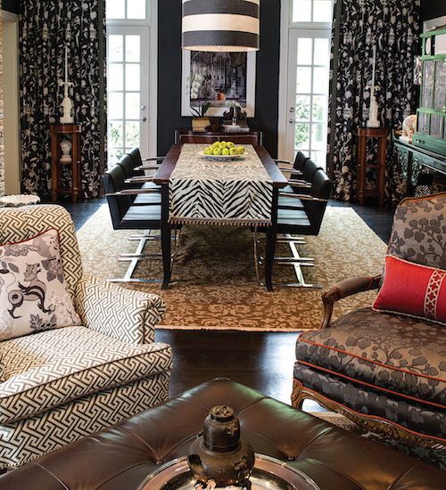 Interior Designer And Tv Superstar Vern Yip S Fabrics With Great Design Affordability