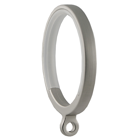 Stainless Drapery Rod Ring