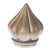 Global Elements Onion Finial