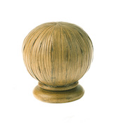 Zen Bamboo Ball Finial