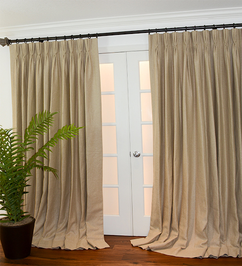 DrapeStyle Luxe Custom Drapes