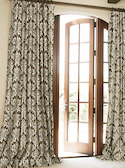 Printed Cotton Drapes