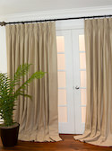 Luxe Collection Cotton Drapes