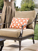 DrapeStyle Outdoor Pillows