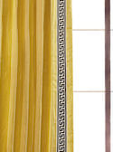 Viceroy Silk Drapes