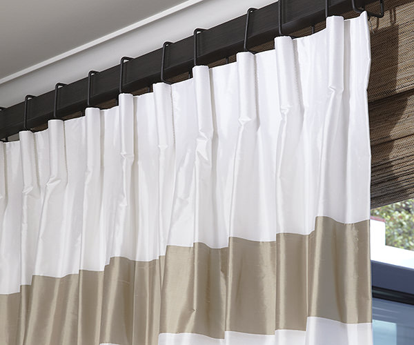 Image result for different pleats for drapes