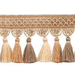 Dane Braid Tassel - Trim