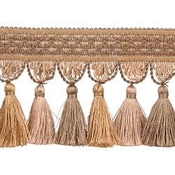 Norman Braid Tassel - Trim