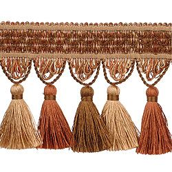 Stuart Braid Tassel - Trim