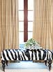 Custom Handwoven Silk Drapes