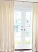 Sheer Linen Custom Drapes