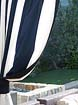 Custom Sunbrella Outdoor Drapes