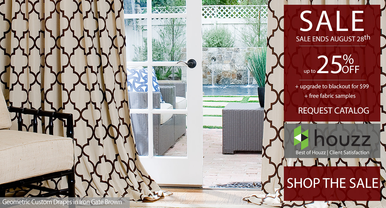 Custom Drapes by DrapeStyle